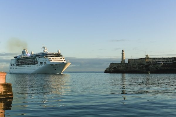Cruise Ship Itinerary Change Leads To Miracle At Sea