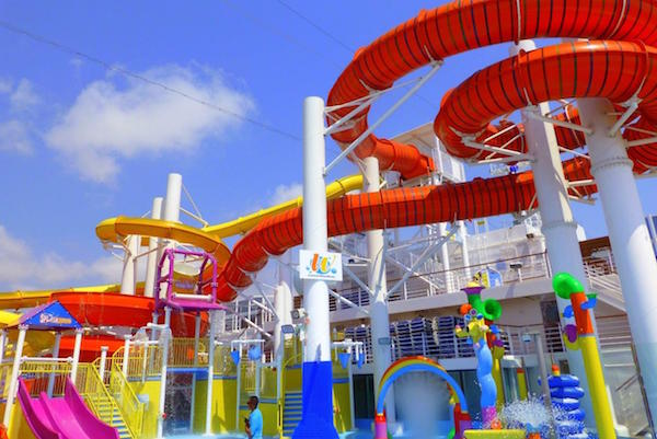 5 Awesome Cruise Line Water Parks