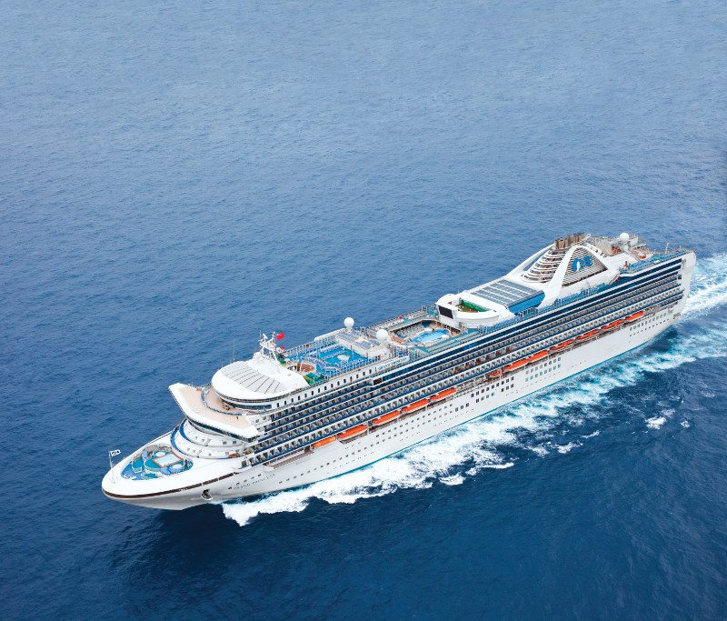Princess Cruise Line Defends Controversial Change