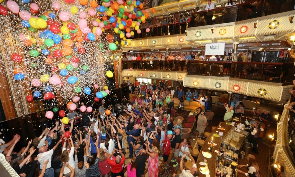 How Carnival Celebrates Holidays Throughout the Year