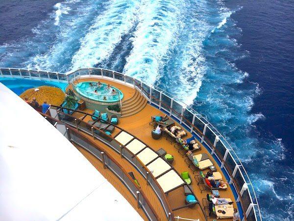 6 Secret Cruise Ship Decks