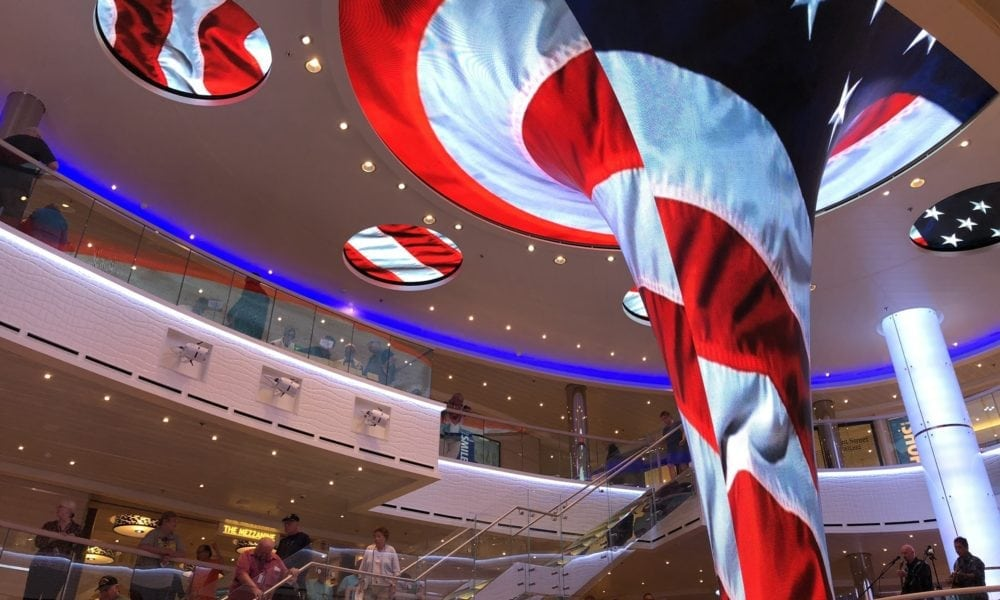 Carnival Cruise Line Offers Promotion for Military Members