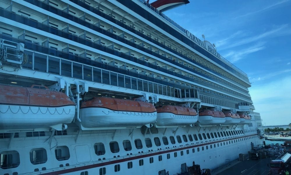 Carnival Cruise Line Faster to the Fun Review (2018)