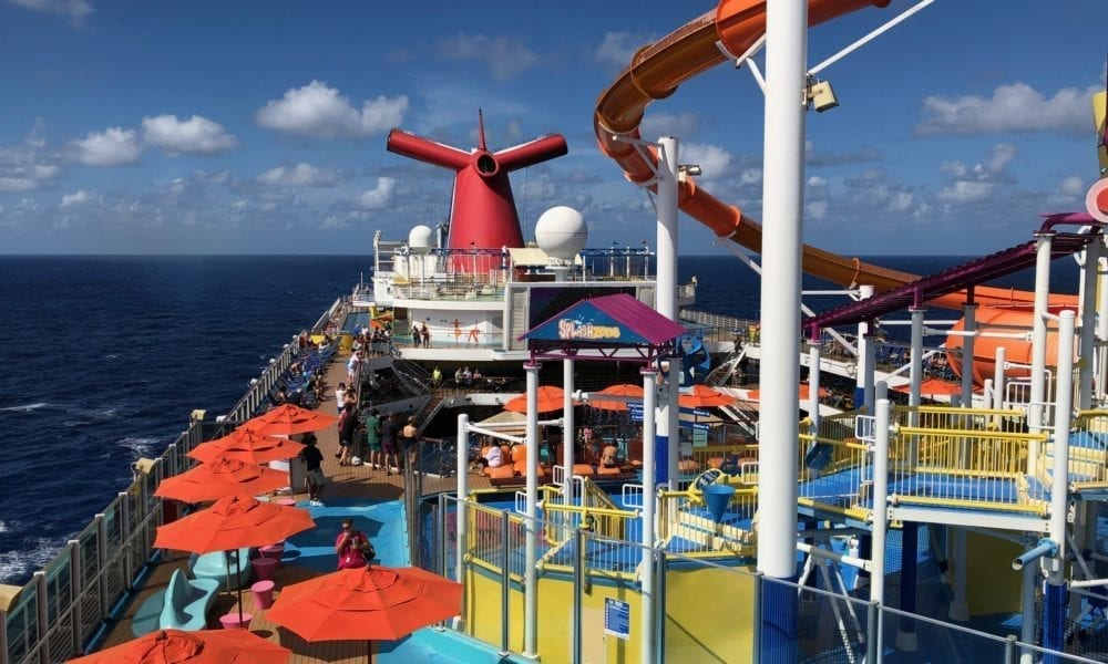 Carnival Breeze Fun Day At Sea