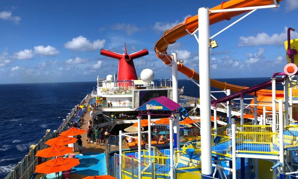 Carnival Cruise Line Makes Major Change To Smoking Policy