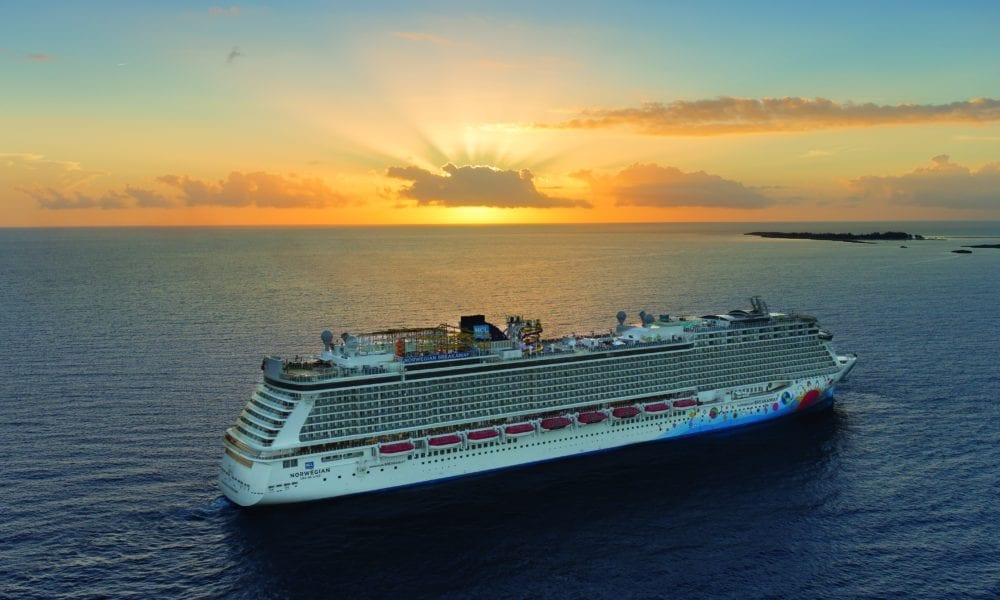 Norwegian Cruise Line Returns to New Orleans