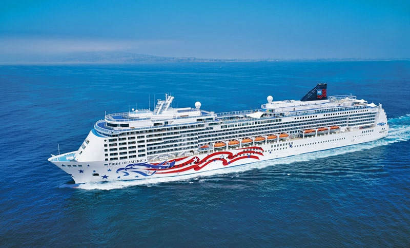 Pride of America Review 2018 + Cruise News