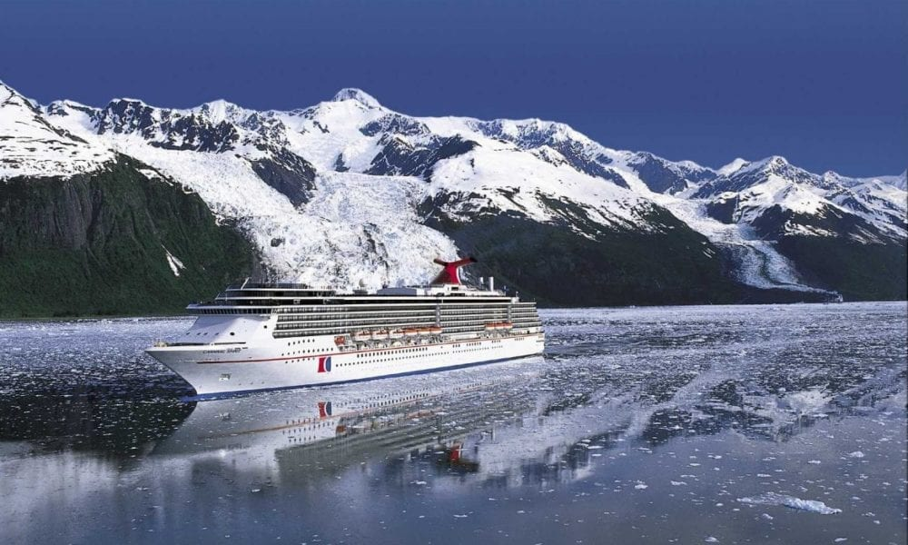 Carnival Spirit to Sail Alaska and Hawaii in 2020
