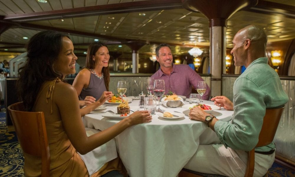 Cruise Line Honoring Veterans With Free Specialty Dinner