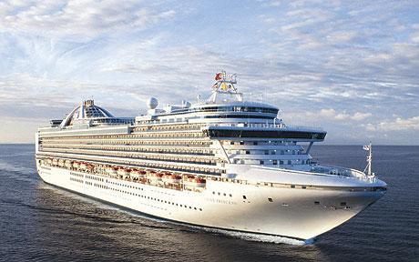 Princess to Resume Holy Land Cruises, Debut New Ship in Mediterranean