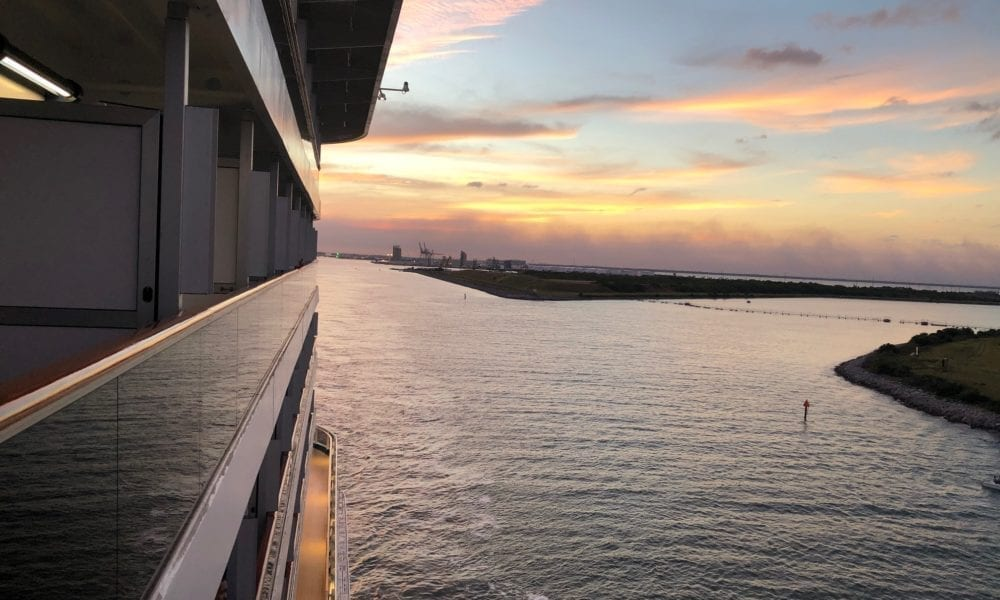 Trip Report: Carnival Breeze Embarkation Day