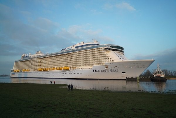 Royal Caribbean Announces Alaska 2020 Schedule
