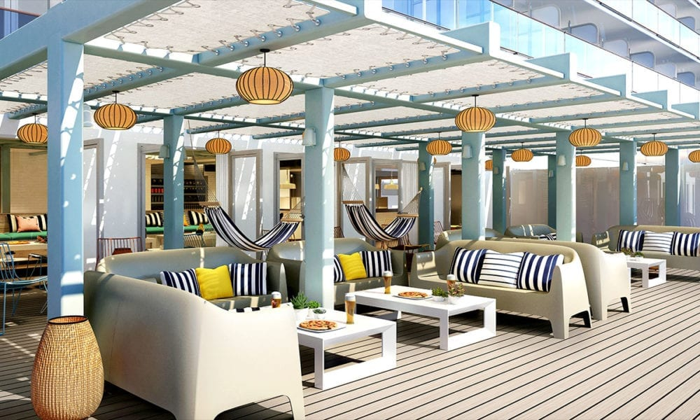 Virgin Voyages Reveals Cruise Ship Restaurants, Ditches Buffets [Photos]