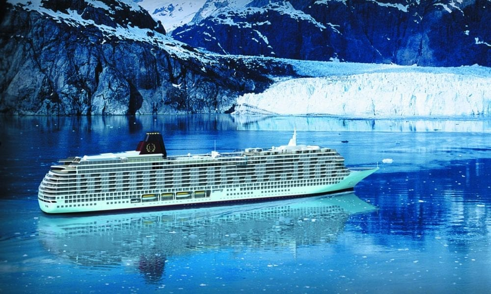 New Cruise Ship Offers A $36 Million Suite