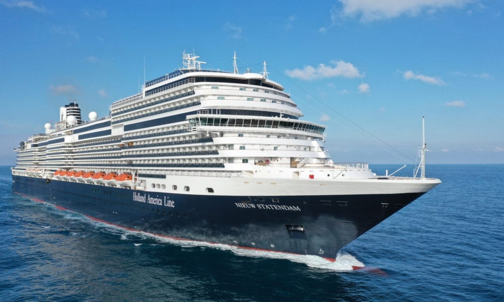 New Cruise Ship Arrives in South Florida
