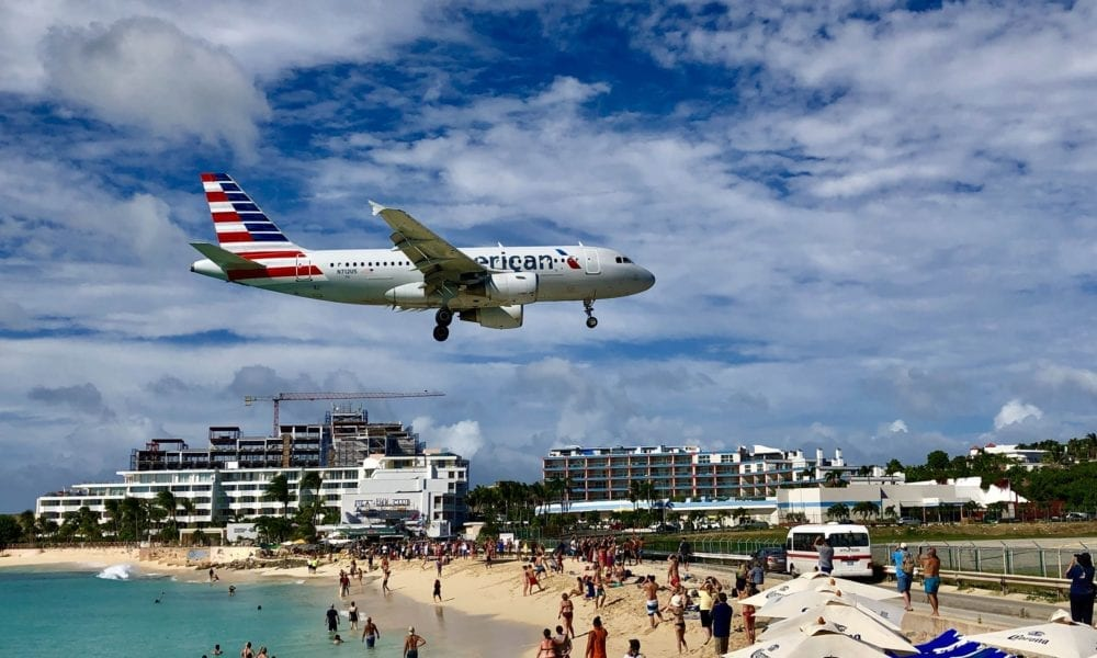 St. Maarten Ends 2018 With Record-Breaking Cruise Day
