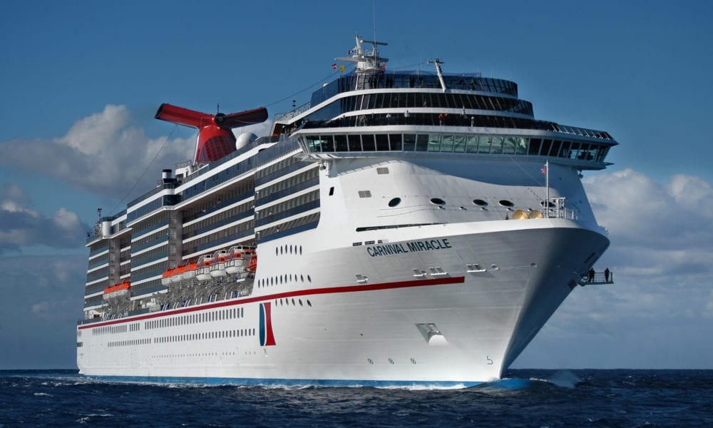 Carnival Cruise Line Announces New West Coast Itineraries