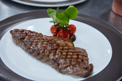 Cruise Line Expands Steakhouse Menu