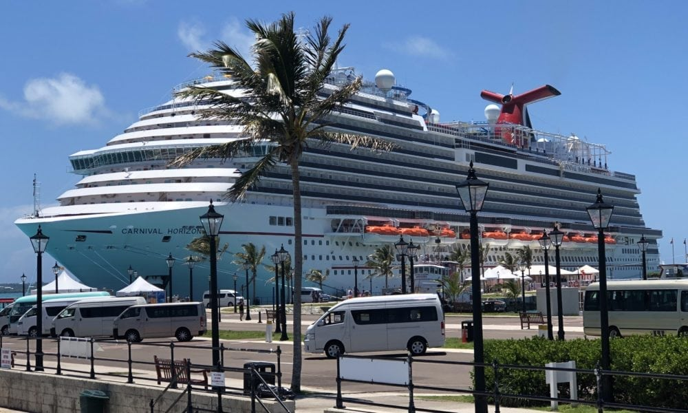 Bermuda Expecting Record Number Of Cruisers In 2019