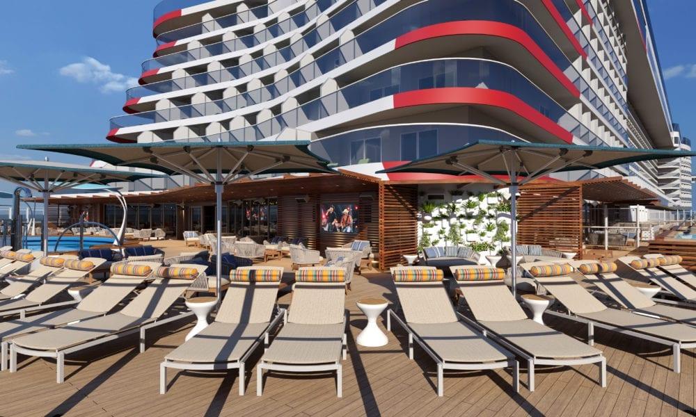 Carnival Details Mega Ship Dining and Bars [PHOTOS]