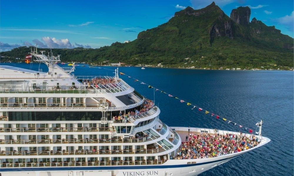 Viking Announces World Cruise for 2021