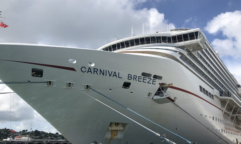 7 Things Carnival Cruise Line Just Revealed