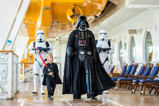 Star Wars and Marvel Days Return to Disney Cruise Line