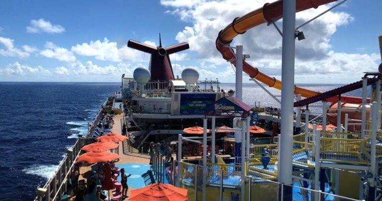 FFS Cruise – Final Fun Day at Sea