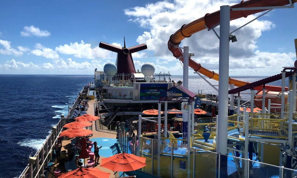 Cruise Radio News Briefs | Week of November 3, 2019