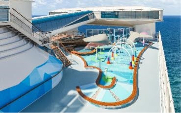 Princess Cruises Announces New Splash-Park Fun