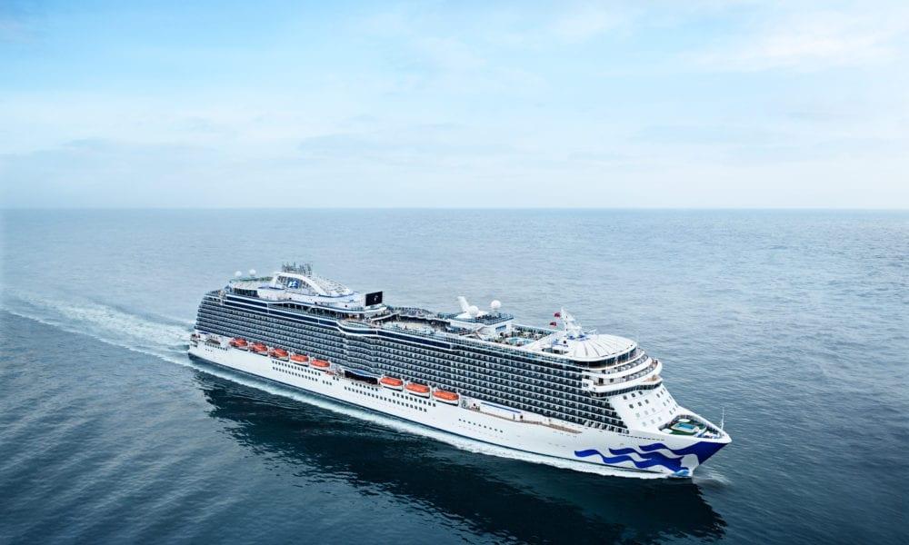 Princess Cruises Expands WiFi Service