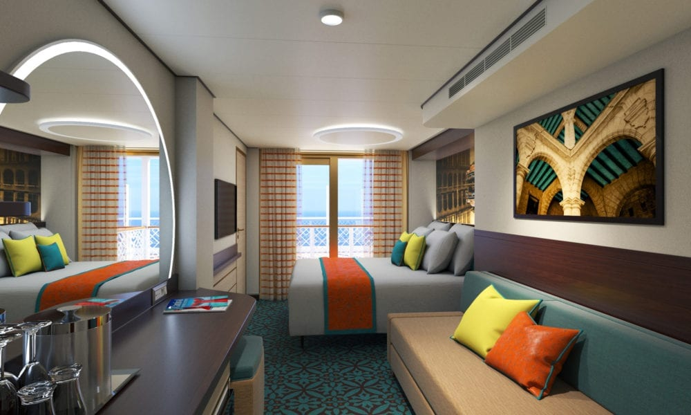 7 Stateroom Changes Coming to Carnival Mardi Gras