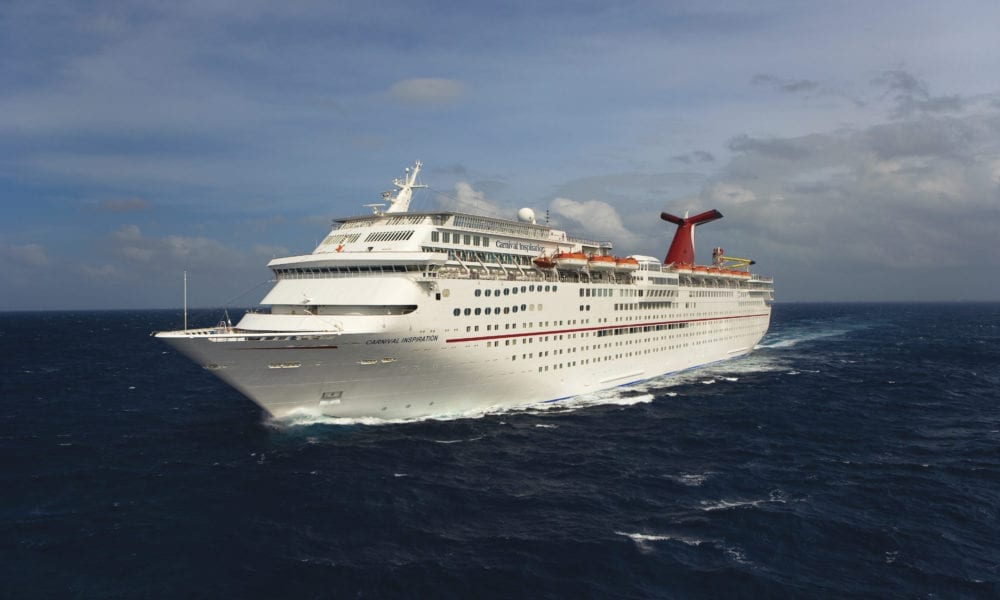 Guests Banned For Damaging Carnival Cruise Ship Elevator