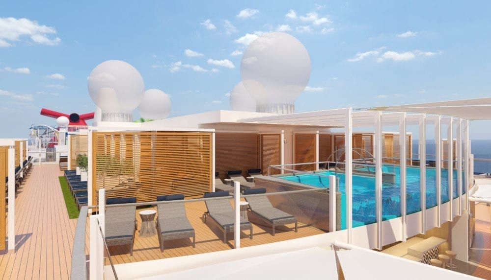 The Pros And Cons Of Carnival's New Private Retreat