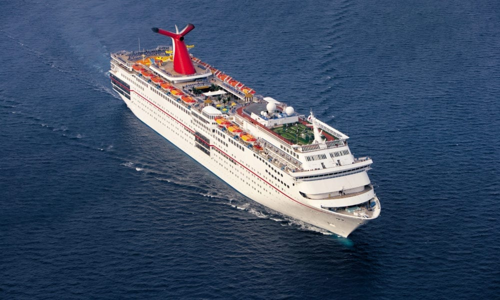 Carnival Ship Passengers Injured In Bahamas Bus Crash