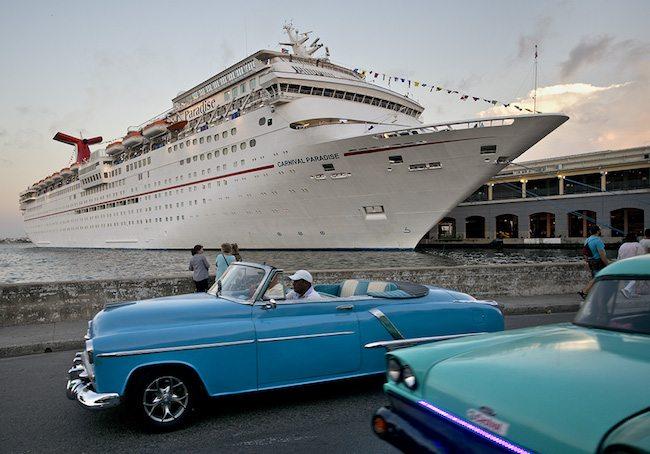 Carnival Ships No Longer Going To Cuba, Sailings Changed