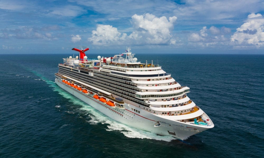 Carnival Horizon's Return to Cruising Hits a Roadblock