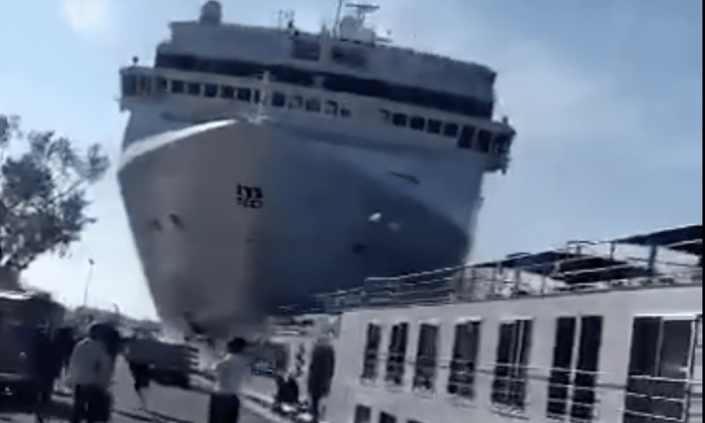 Cruise Ship Collision Leads To $13 Million Lawsuit