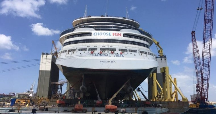 Carnival Vista Returns To Service Earlier Than Planned
