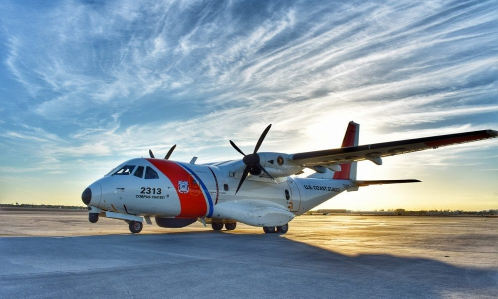 Coast Guard Search for Missing Carnival Crew Member