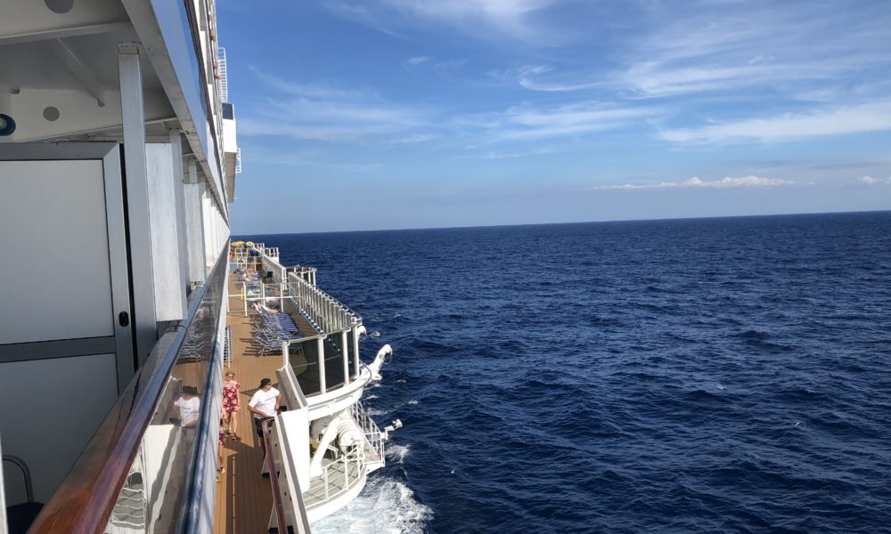Cruise Radio News Briefs | Week of February 16, 2020