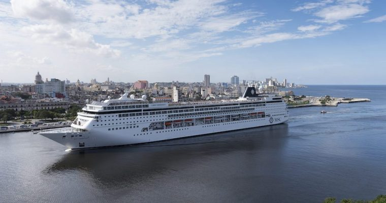 MSC Cruises Adds Another Ship to Private Island Line-Up