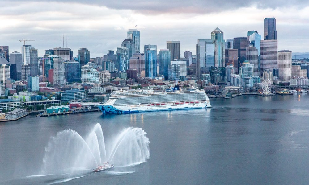 Seattle Building New Port To Handle Cruise Boom