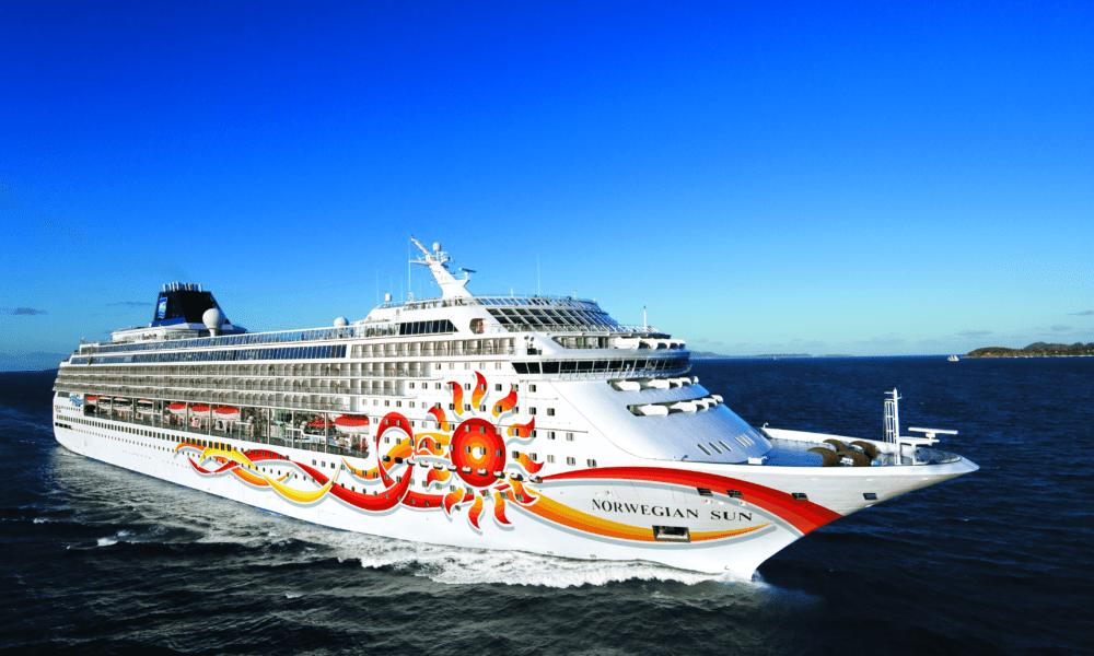 Norwegian Repositions Cuba Cruise Ship