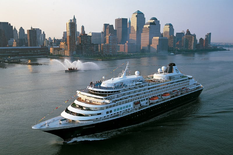 Holland America Line Cruise Ship Leaves the Fleet