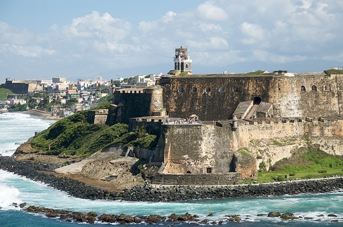 More Cruise Ships Cancel Calls to San Juan