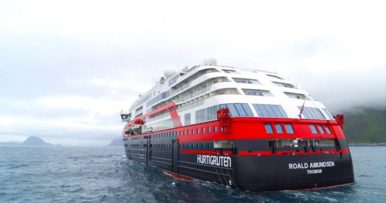 This Cruise Ship Will Be Christened in Antarctica