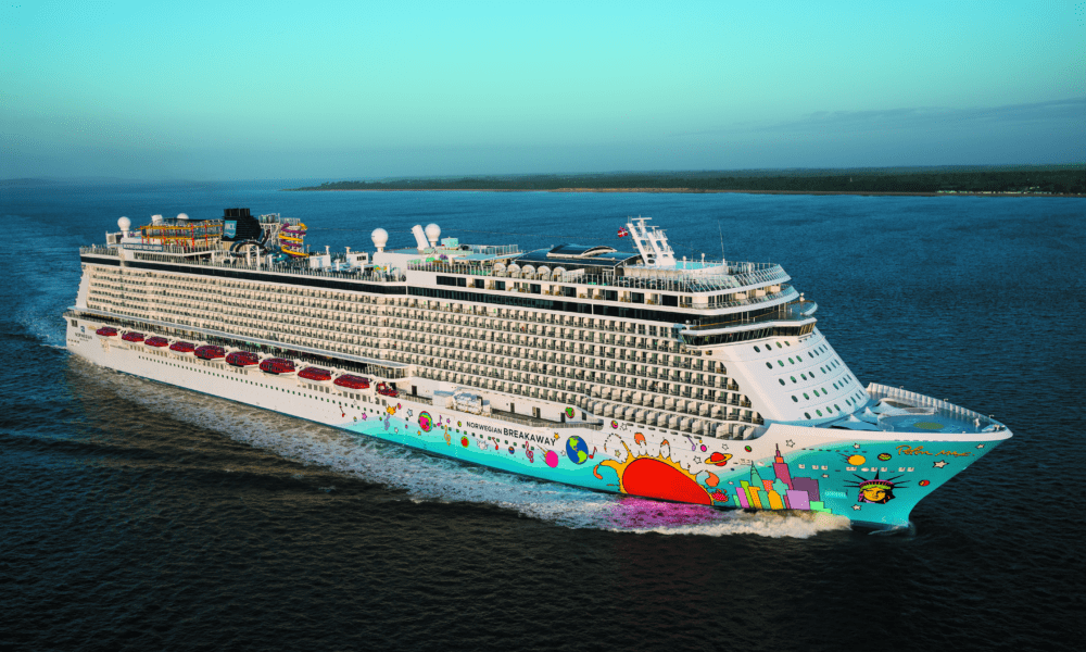 Norwegian Cruise Line's Plan to Get The World Sailing Again