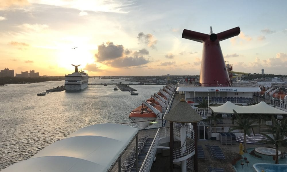 "Carnival Cruise Line To Bahamas: ""You Are Not Alone"""