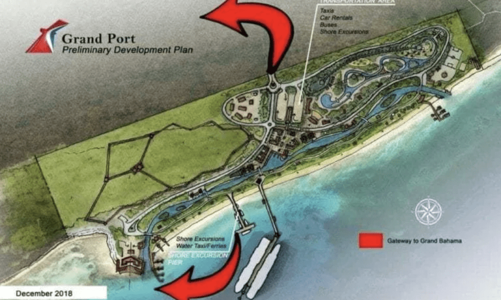 Carnival Moves Forward With Two Big Bahamas Projects